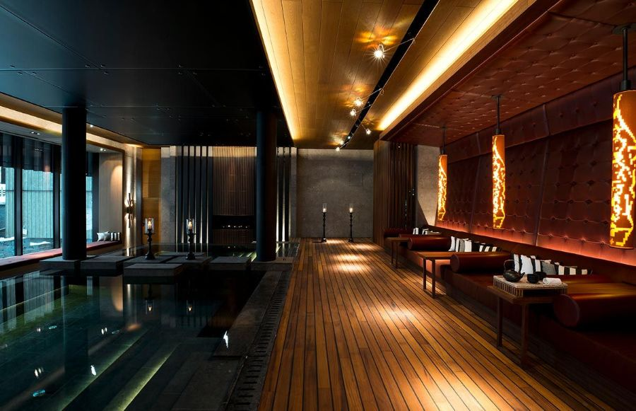 The Chedi Andermatt, Where Swiss-Alp Chic Meets Zen Philosophy
