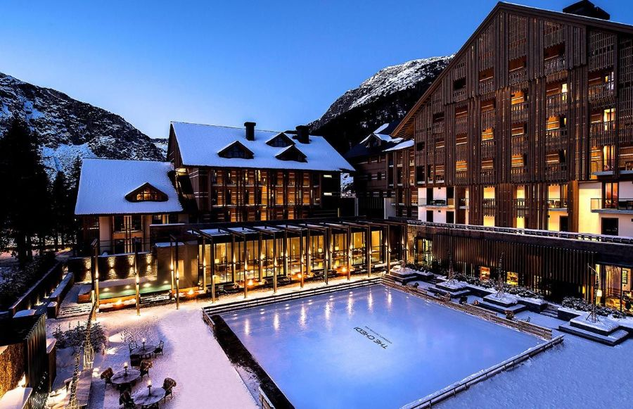 The Chedi Andermatt, Where Swiss-Alp Chic Meets Zen Philosophy