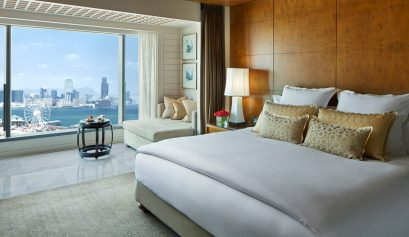 10 Outstanding Hotel Interior Designs from Hong Kong