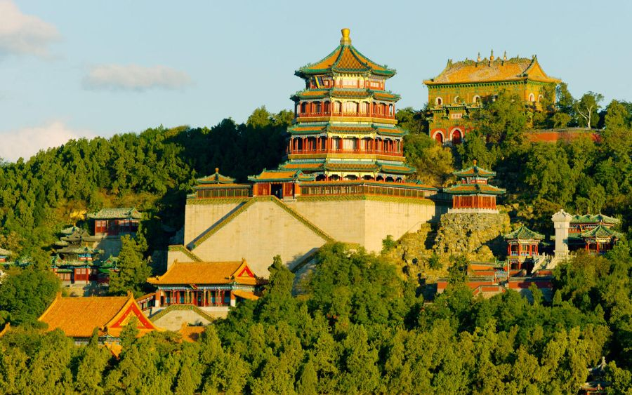Aman Summer Palace Beijing, The Ideal Hotel For Your Summer Vacation