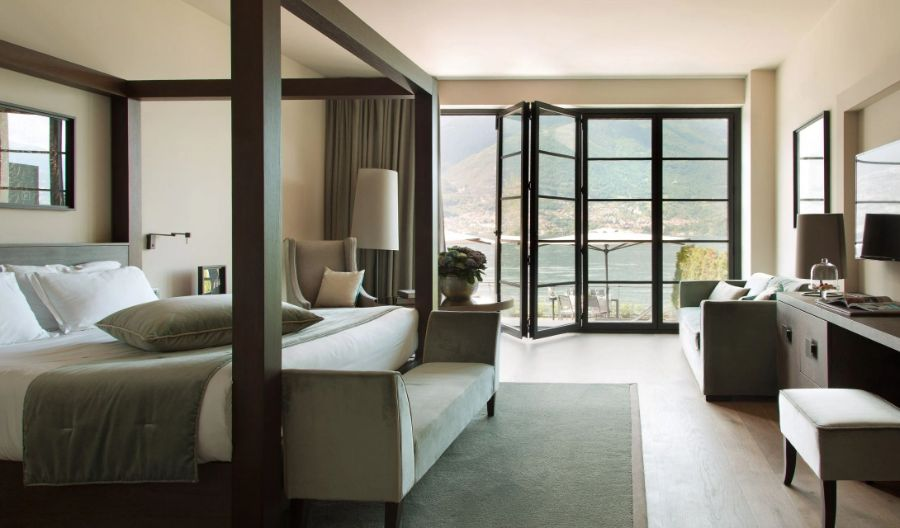 Filario Hotel and Residences: Modern & Luxurious Haven at Lake Como