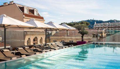 Five Seas Hotel Cannes A Boutique Hotel Wonder by Studio MHNA