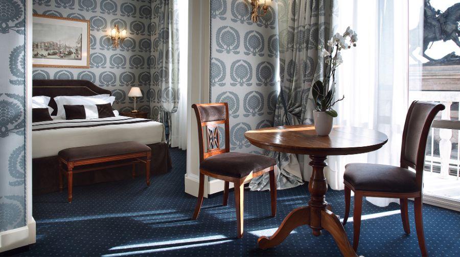 Hotel Designs from Venice, Timeless Italian Hospitality Interiors