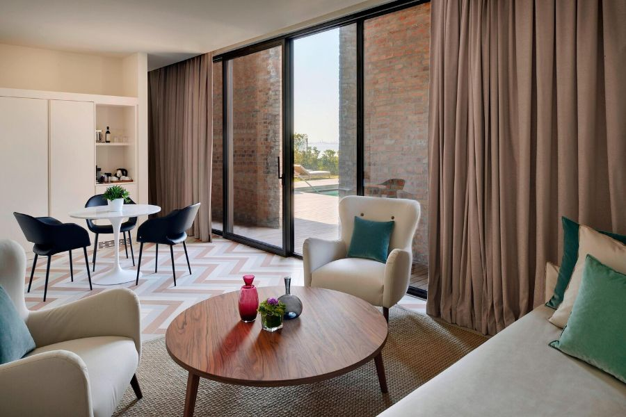 Hotel Designs from Venice, Timeless Italian Hospitality Interiors