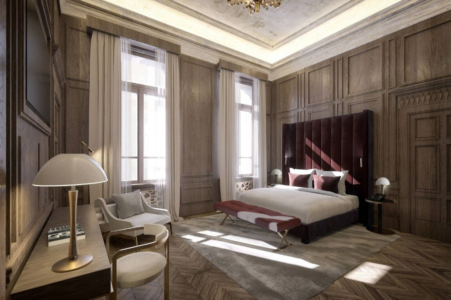Hotel Openings May, The Luxury Boutique Hotels You Cannot Miss! The Marmorosch Bucharest