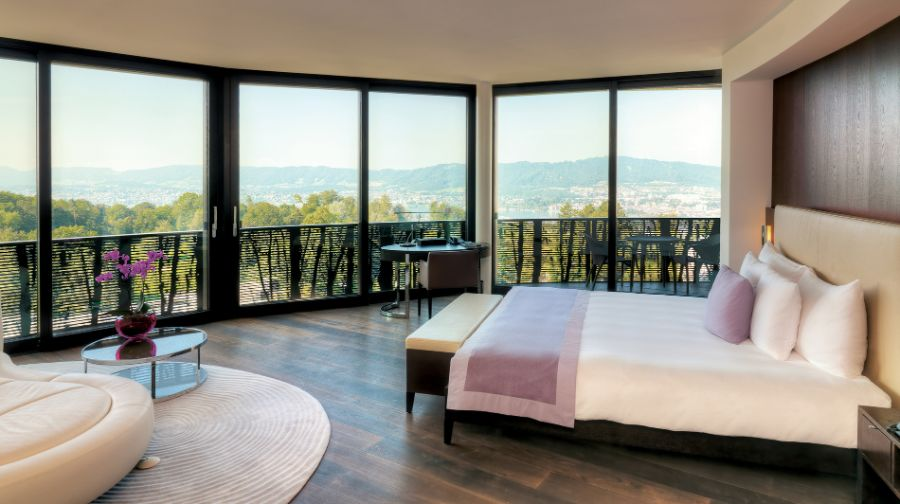 Hotels in Zurich - 5 Unique, Modern and Art-Filled Interiors