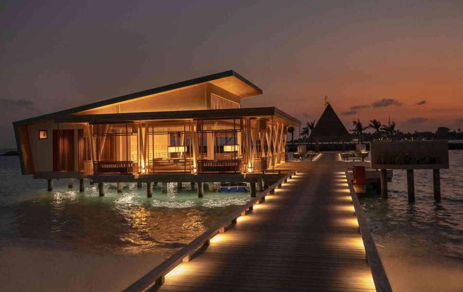Kuda Villingili, An Idilyc Island Retreat Opening in the Maldives