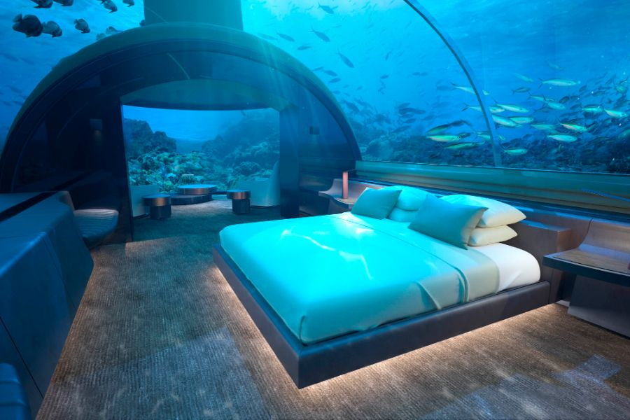 Unique and Unusual Experiences on 10 Hotels Around the World