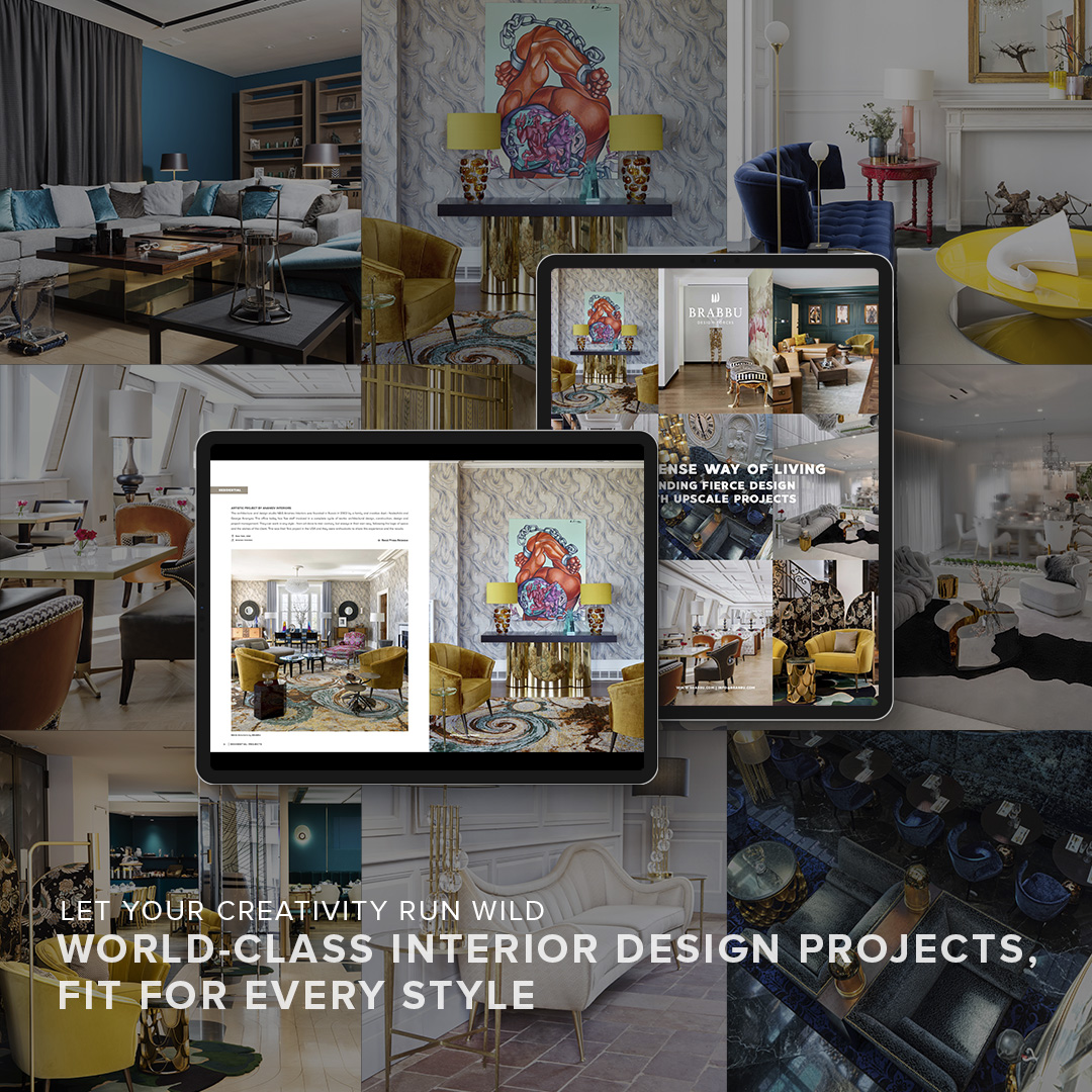 FIERCE DESIGN WITH UPSCALE PROJECTS