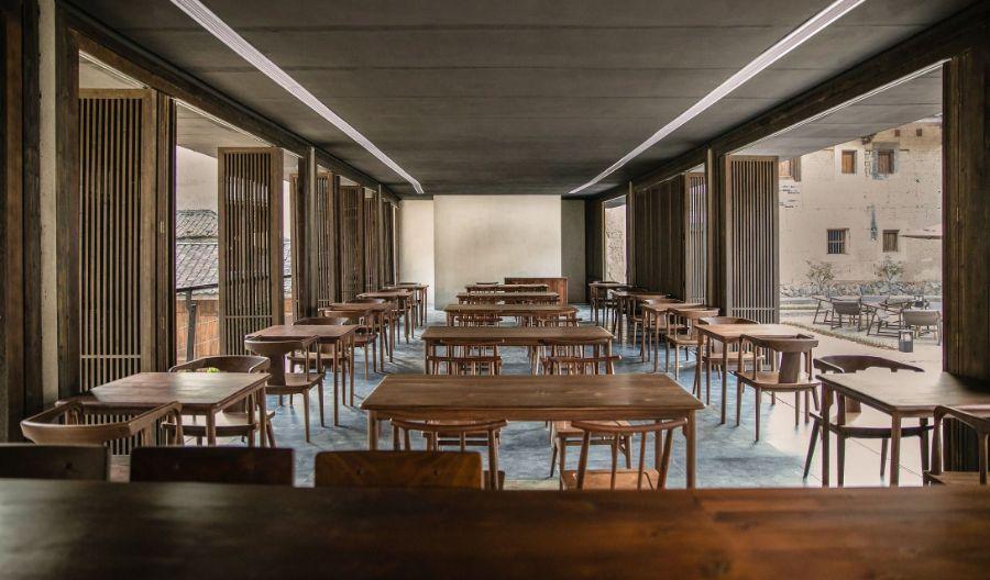 Tsingpu Tulou Retreat: A Luxury Boutique Hotel in Fujian, China