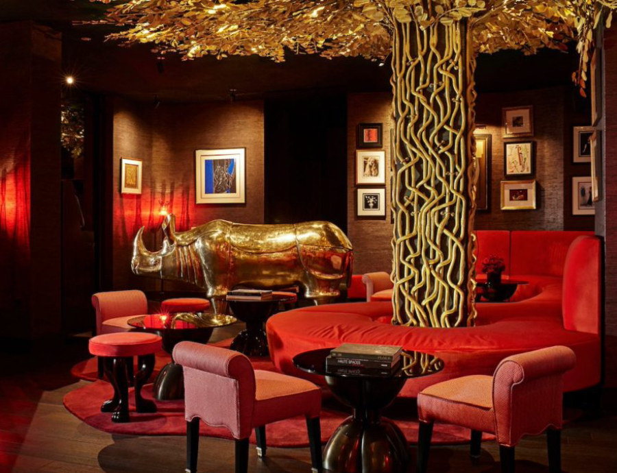 Jacques Garcia Hospitality and Casino Design Projects Inspiration