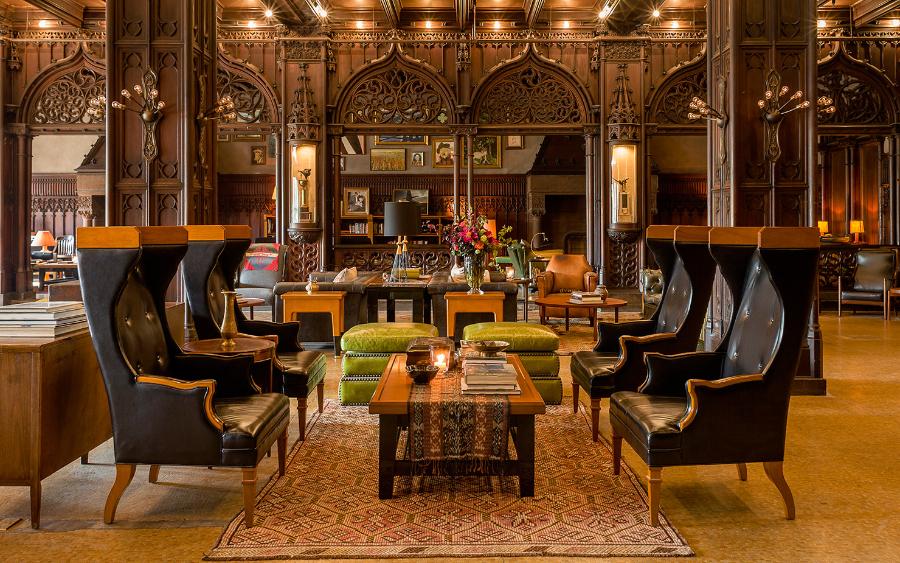 Roman and Williams - Fantastic Hotel Interior Designs
