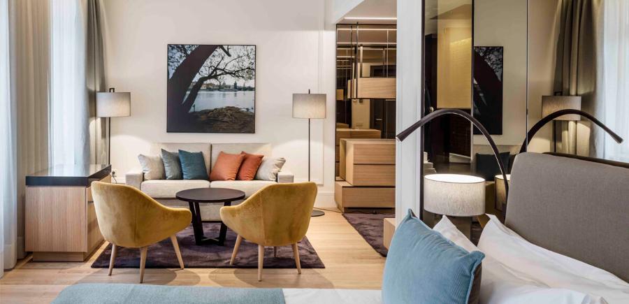 The Best Modern Hotel Designs - GCA Architects