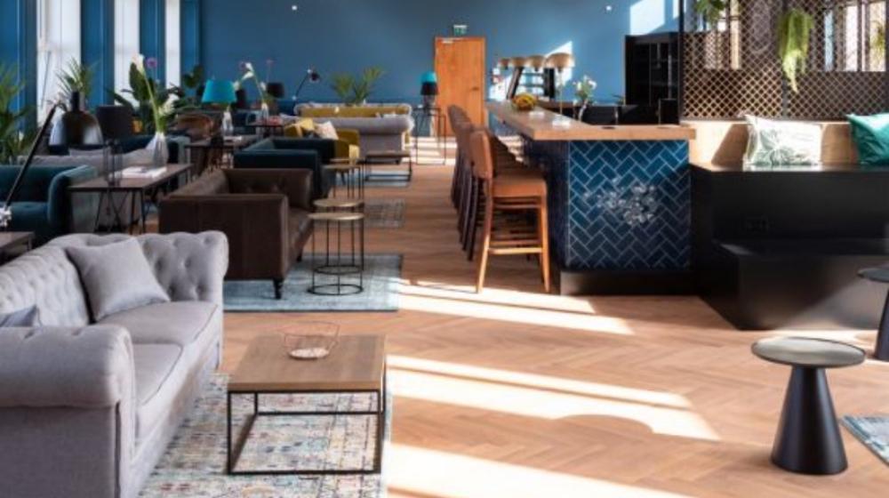 Hotel Interior Design by Susanne Kaiser