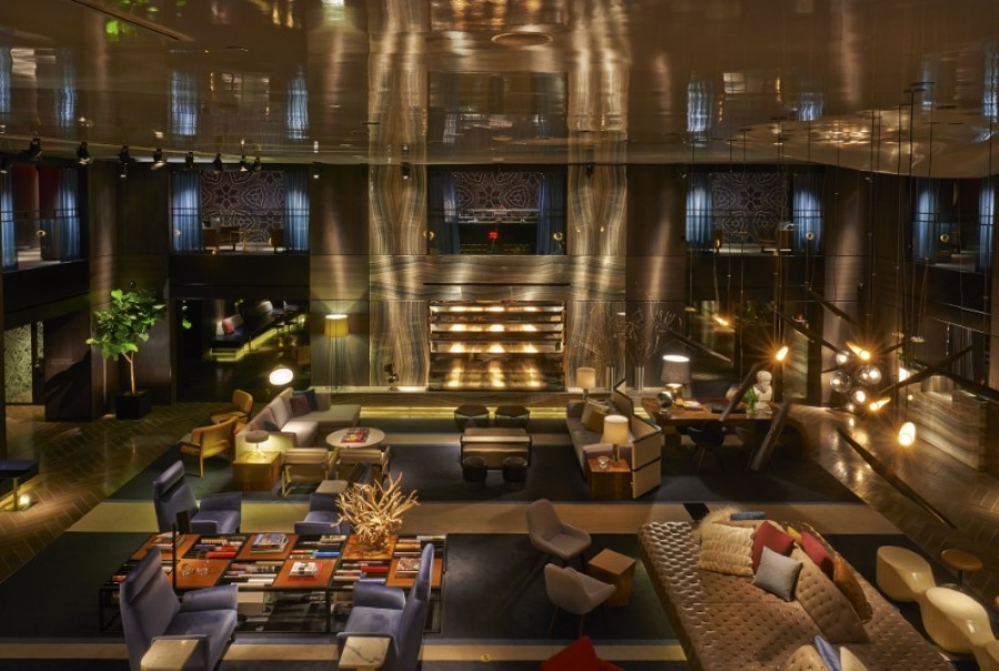 Design Project by Philippe Starck