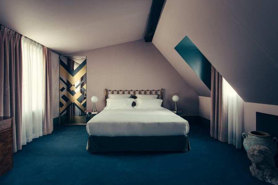 Discover The New Hôtel Saint-Marc in Paris by Dimorestudio