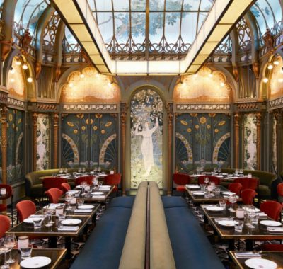 Hotel Design Ideas Fantastic Beefbar Restaurant in Paris Designed by Humbert & Poyet