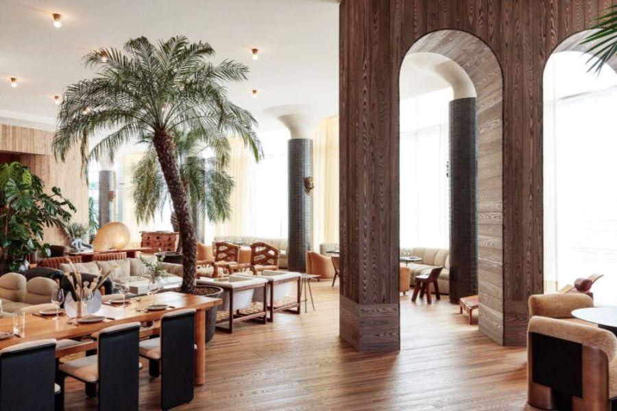 Hotel Interior Design From Kelly Wearstler - Santa Monica Proper