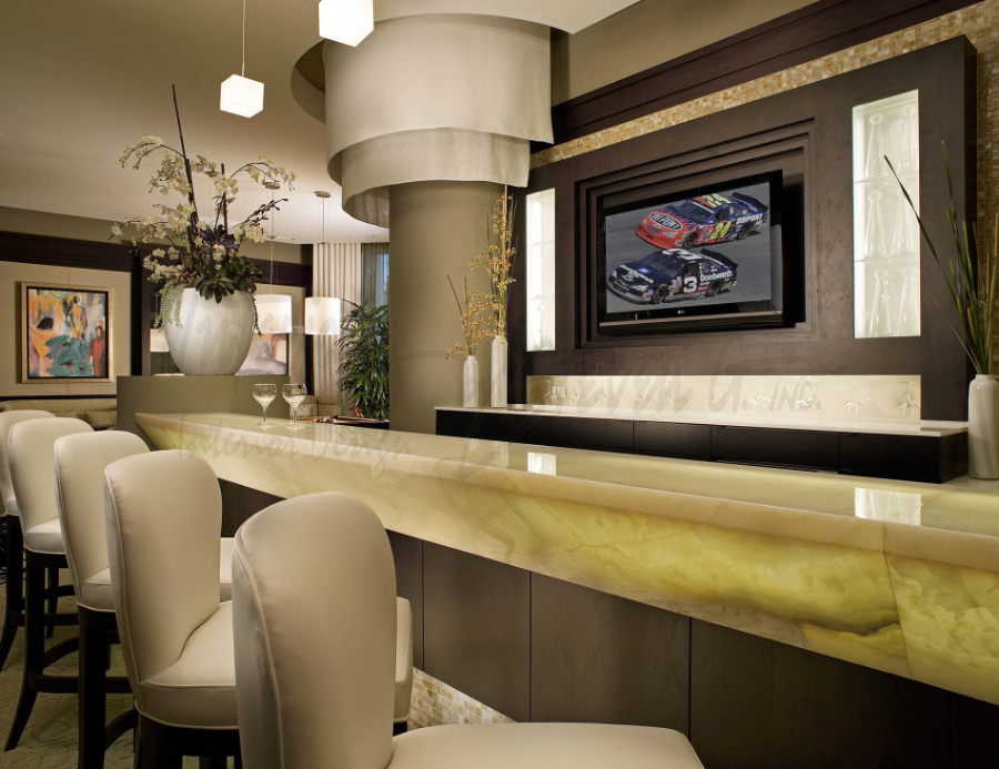 Interiors by Steven G. - 5 of their best Hotel Design Projects - Ritz Carlton Residences