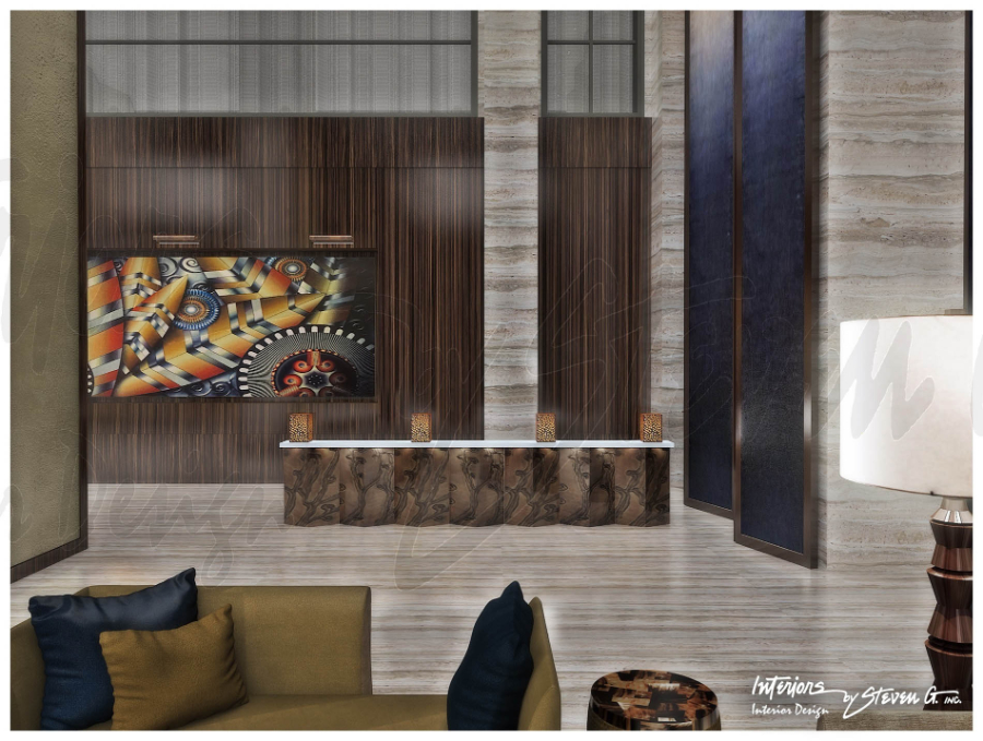 Interiors by Steven G. - 5 of their best Hotel Design Projects - St Regis