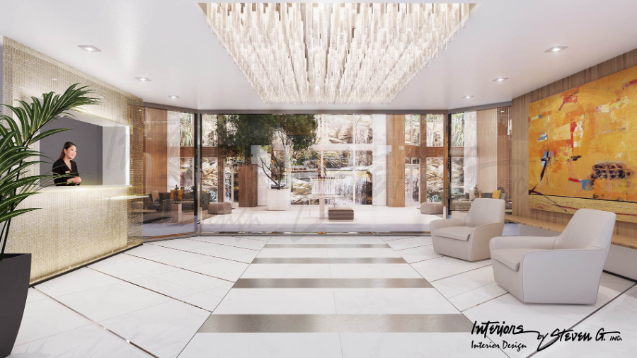 Interiors by Steven G. - 5 of their best Hotel Design Projects - The Point