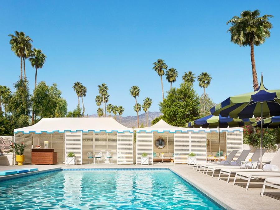 Jonathan Adler's Parker Palm Springs Hotel