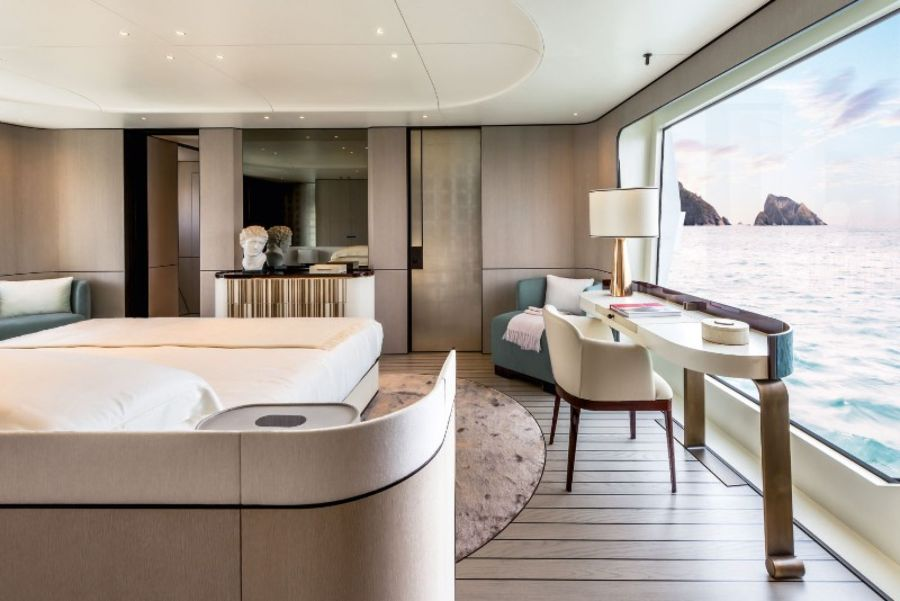 Luxury Hospitality by Achille Salvagni: The New Azimut
